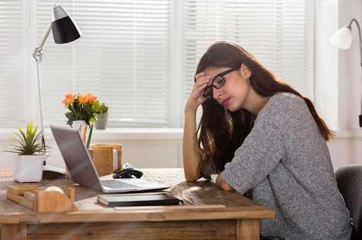 Công việc kế toán dễ khiến bạn mệt mỏi và căng thẳng