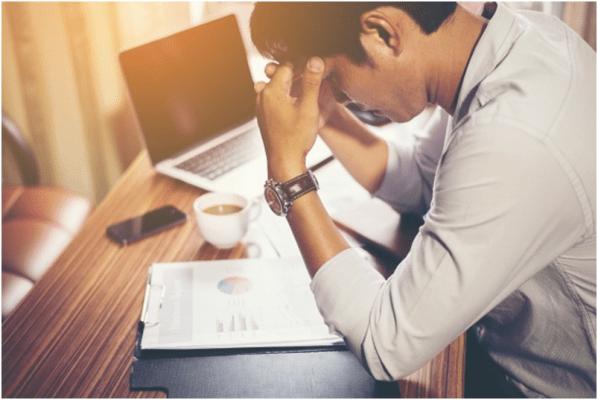 Kế toán là ngành mang lại nhiều áp lực công việc