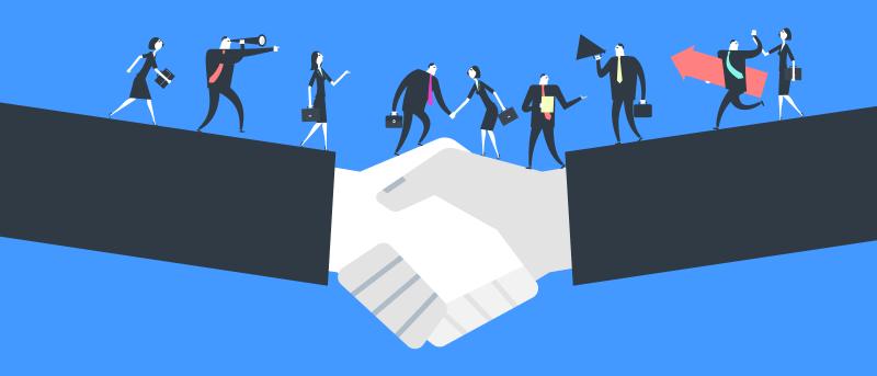 Sales - cầu nối giữa doanh nghiệp và khách hàng