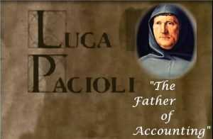 DTU-Luca-Pacioli-Cha đẻ nghề kế toán
