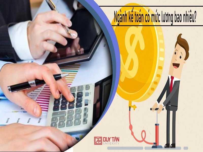 Lương ngành Kế toán