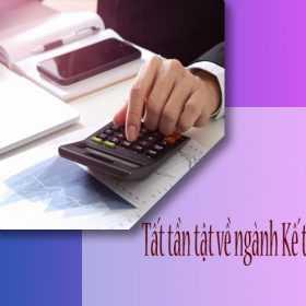 Ngành Kế toán quản trị